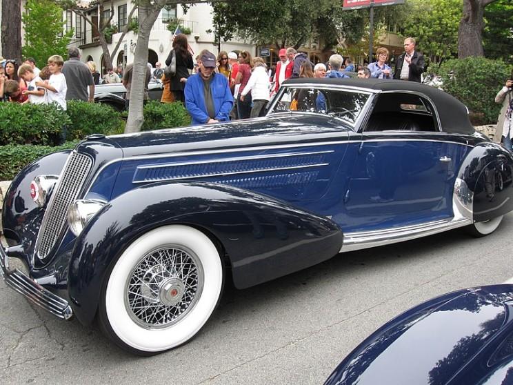 car auction ssj