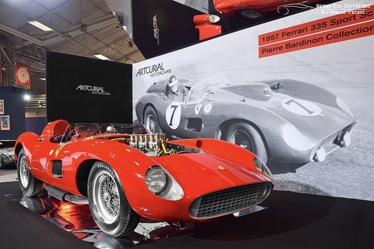 car auction 335s