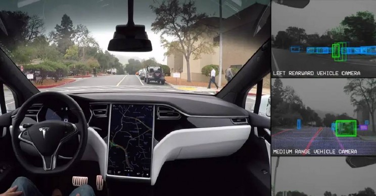 Your Future Self-Driving Car Will Be Watching Your Every Move, Says New Study