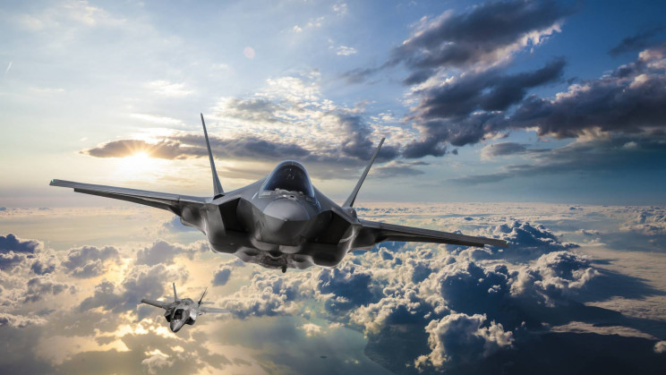 Hyper-Realistic Fighter-Jet Crash Simulation Over the US Causes Worry