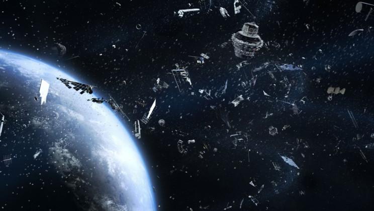 NASA Reacts to China's Uncontrolled Rocket Splashdown 'Landing'