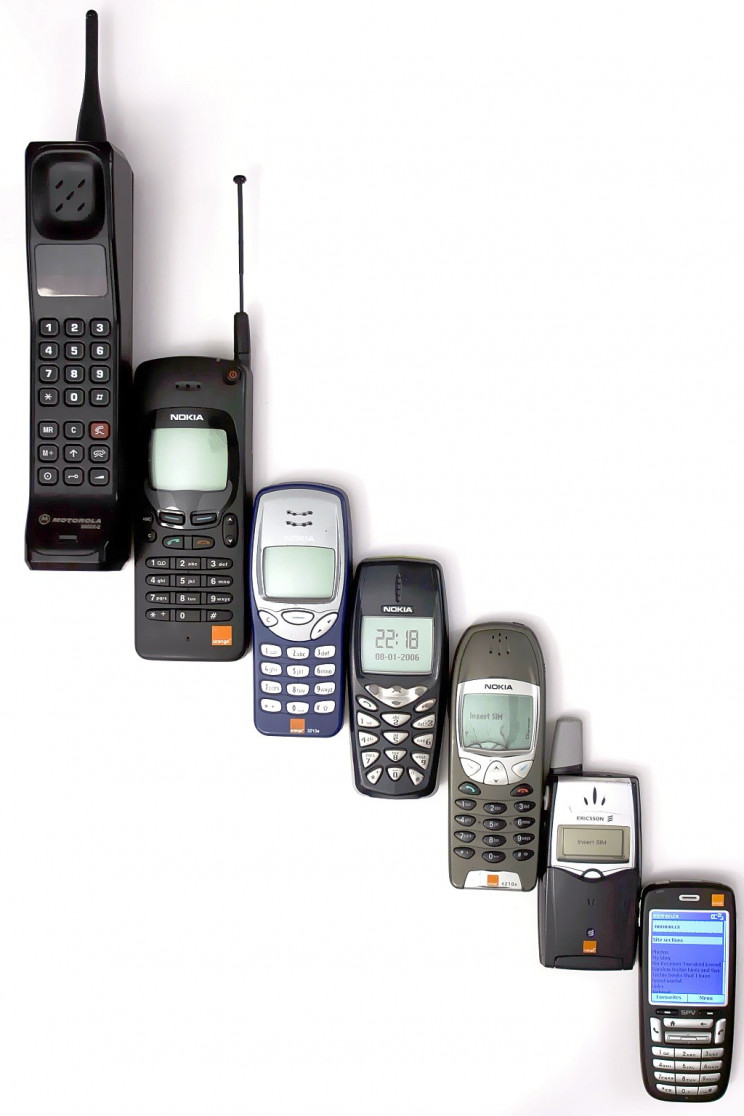 The History Behind the Invention of the First Cell Phone