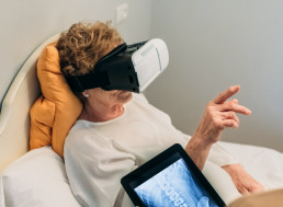 Virtual Reality Can Help Relieve Severe Pain in Patients, Study Finds