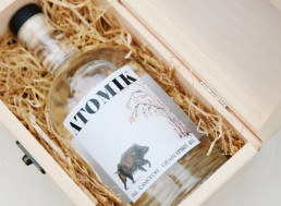 A Little Taste of Chernobyl: Atomik Vodka from the Exclusion Zone