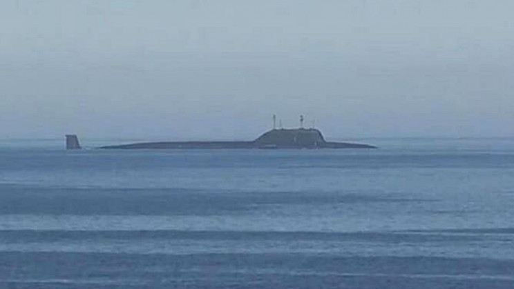 Russia Claims It Has Successfully Fired a Hypersonic Missile From a Submarine
