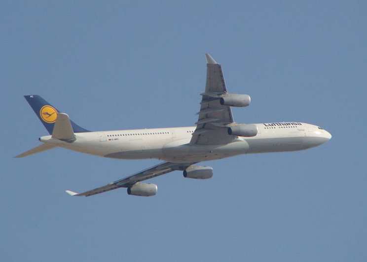 Lufthansa's Gander-Halifax