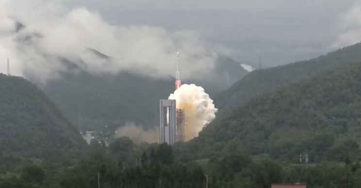 China Launches Final Satellite of Beidou Navigation System to Rival GPS