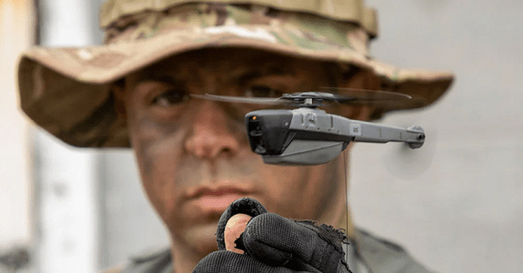 U.S. Army Awards Pocket-Sized Drones $20.6 Million Contract
