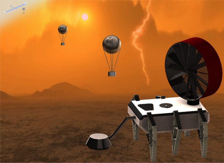 NASA Is Looking for Venus Rover Designs, the Winner Will Take $15,000 Home