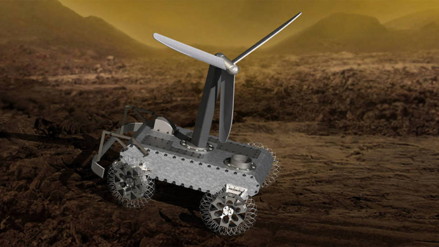 NASA Is Looking for Venus Rover Designs, the Winner Will Take $15,000 Home - Interesting Engineering
