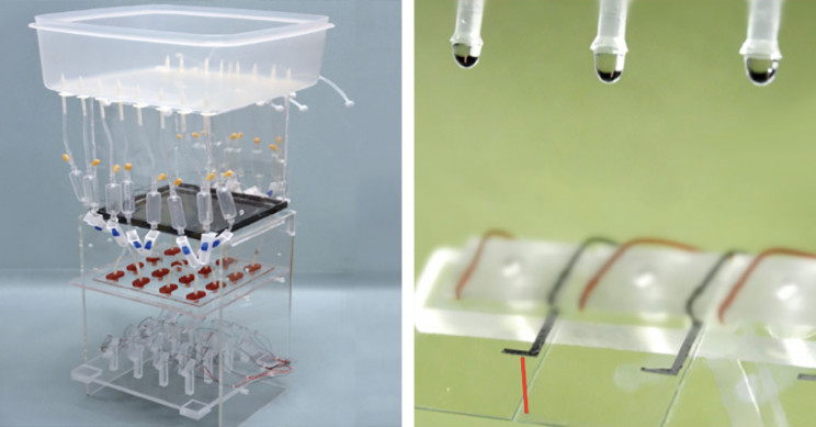 New Tiny Generator Can Light Up 100 LED Bulbs with a Single Raindrop