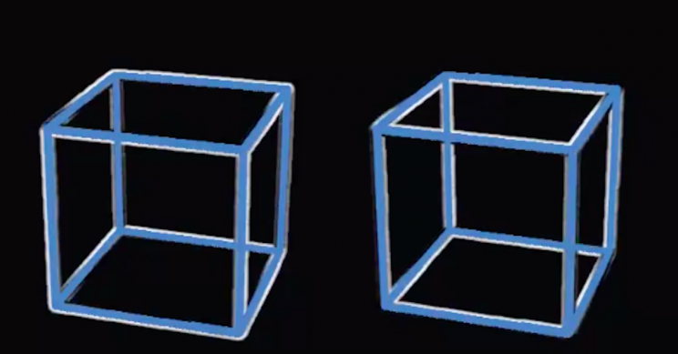 This Cube Is Not Moving: Optical Illusions That Bend Your Brain
