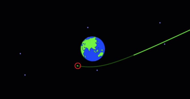 Tiny Near-Earth Asteroid Makes Closest Fly-By of Earth on Record | Astronomy