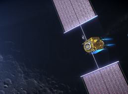NASA Announces First Commercial Moon Landing Services