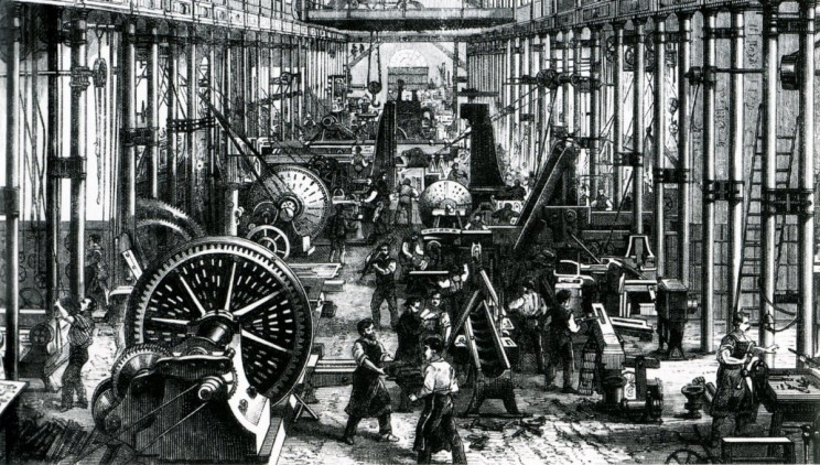 The Spies Who Launched America's Industrial Revolution