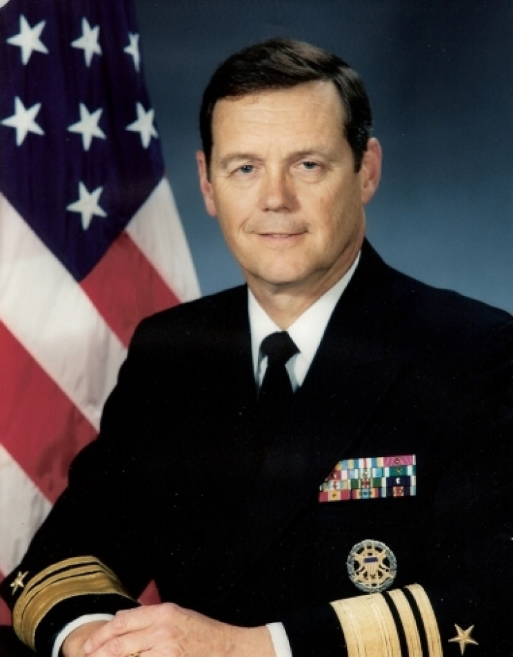 Vice Admiral Thomas R. Wilson