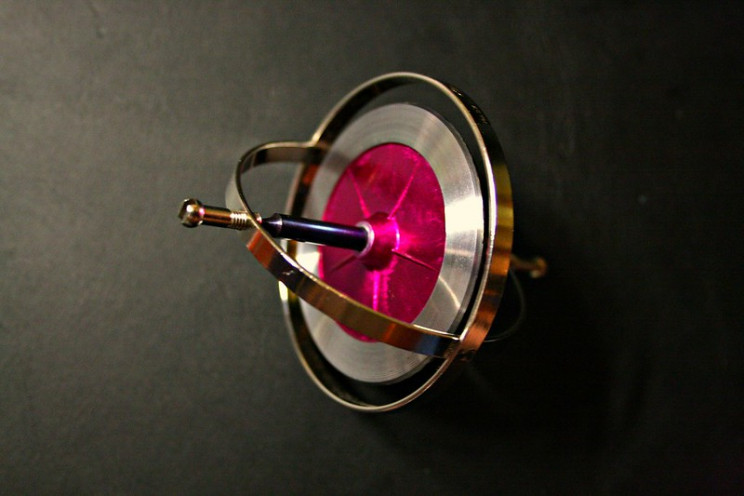 what are gyroscopes