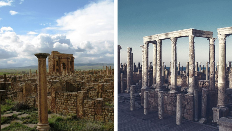 The Ultimate Lost and Found: 31 Ancient Forgotten Cities