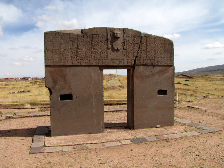 lost and found cities Tiwanaku