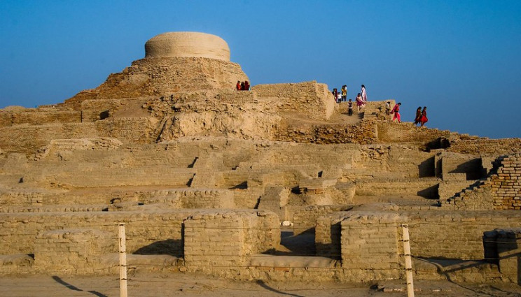 lost and found cities Mohenjo-Daro