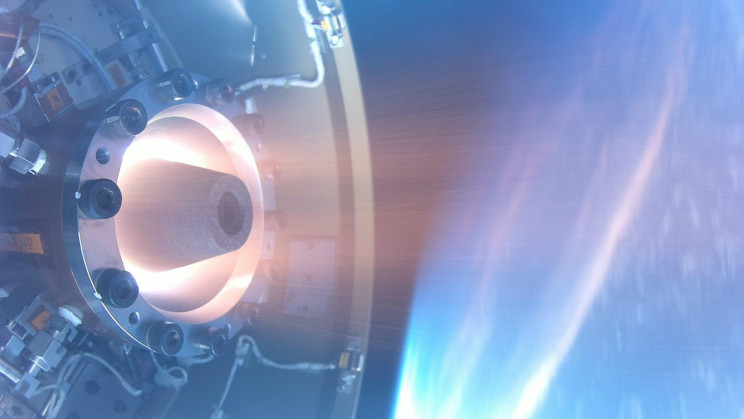 Japan Tests Rotating Detonation Engine in Space for the First Time
