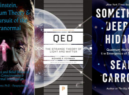 From Universe to Multiverse: 10 Best Books on Quantum Mechanics
