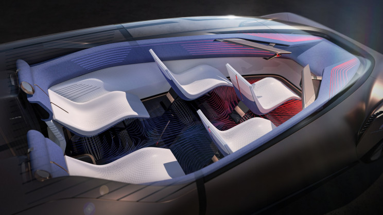 Pininfarina's New Concept Car Looks Like It's Straight Out of a Videogame