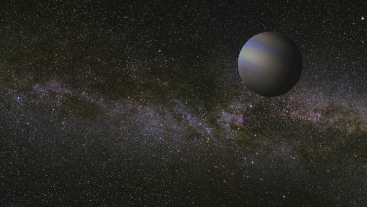 Scientists Discovered an Entire Group of Free-Floating Planets a Lot Like Earth