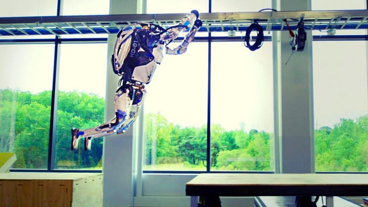 Boston Dynamics' Robots Can Do Parkour. Should We Worry?