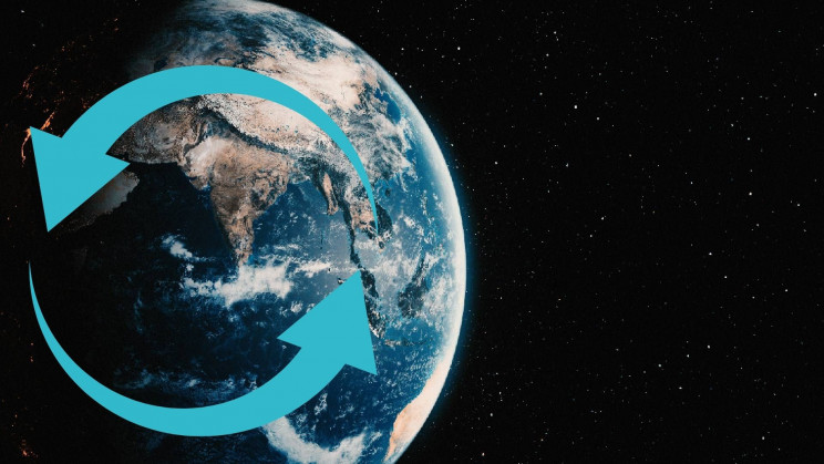 New Study Reveals Earth Once Tipped Over On Its Side and Back Again