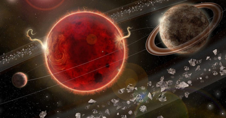Potential Super-Earth May Have Just Been Discovered Orbiting Nearest Star to the Sun