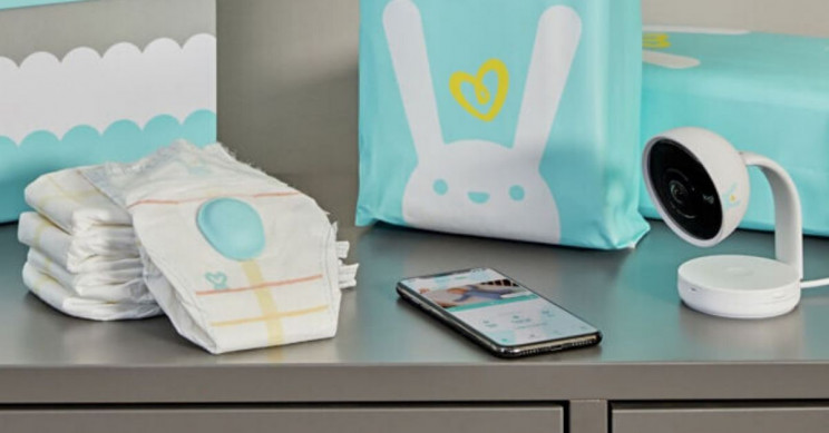 Pampers' New Device Alerts Parents When Your Baby's Diaper Needs Changing