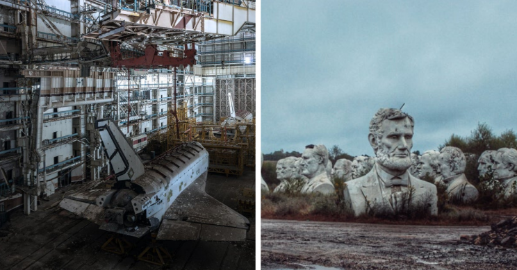 These 10 Abandoned Structures Are a Window into a Forgotten Past