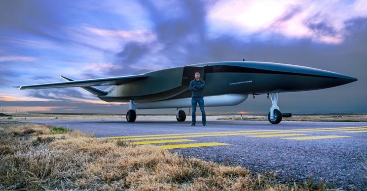 World's Biggest Drone Can Drop a Rocket, Launch Satellites