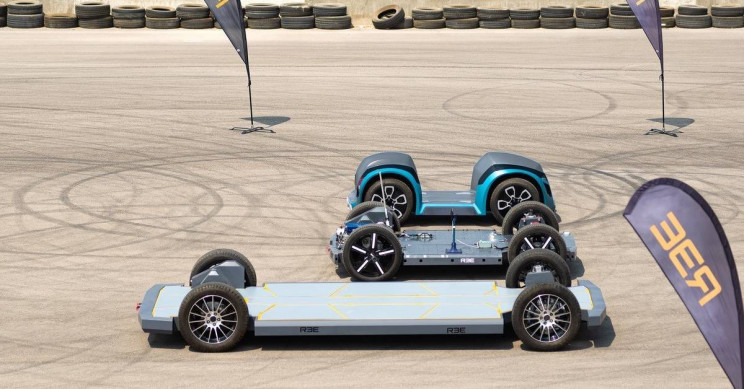 These Fully Modular EV Platforms Can Be Transformed Into Any Type of Car