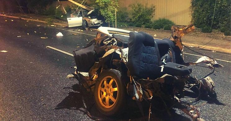 South Australia Police Crash 1