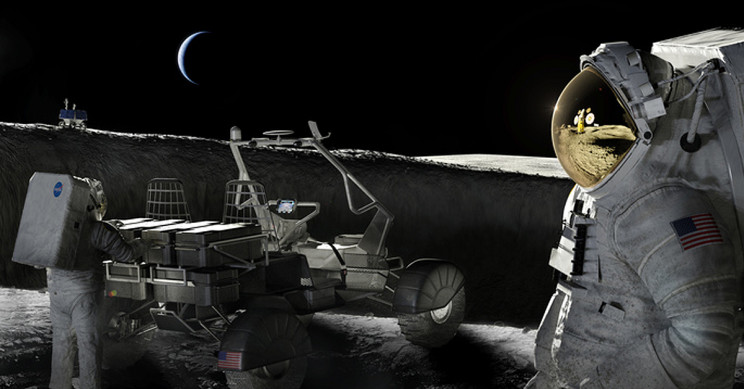 NASA Needs a Hand Unloading Payloads on the Moon