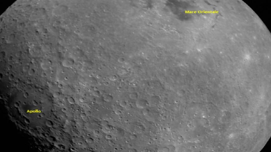 ISRO Has Found Its Moon Lander Vikram on the Lunar Surface