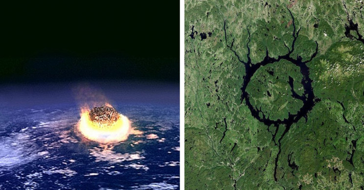 5+ Times the Earth Was Devastated by Meteorites