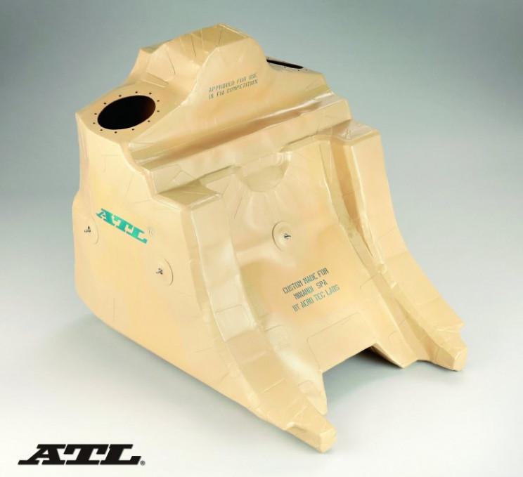 f1 safety fuel tanks