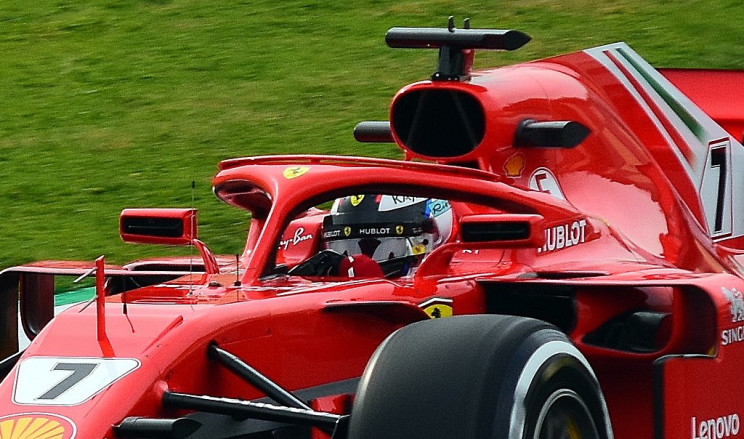 f1 safety the halo