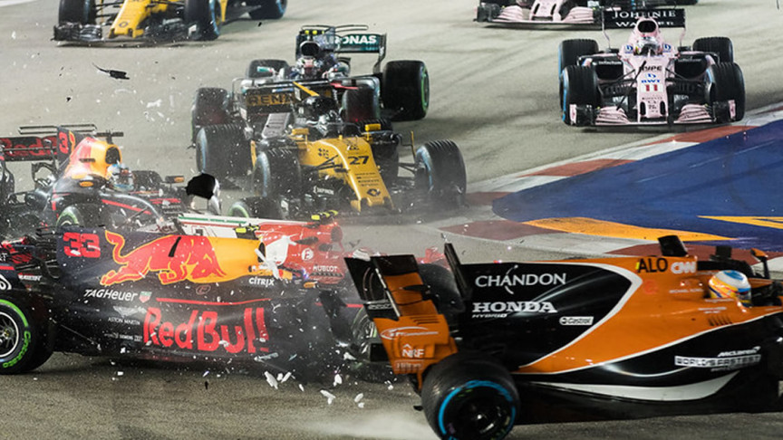 7 Important F1 Safety Equipment That Keep Drivers Alive