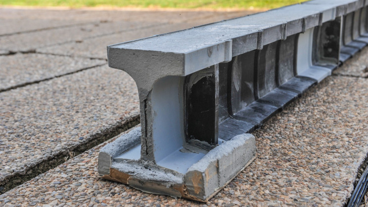 Lightweight 3D-Printed Lego-Like Beams Are Just as Strong as Concrete