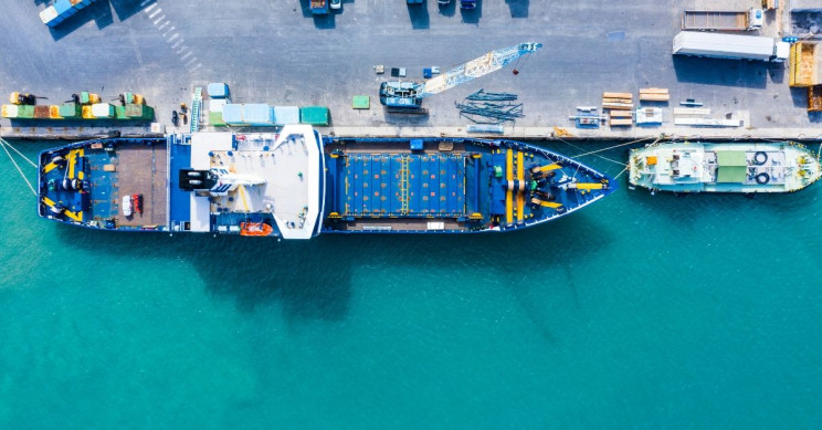 Japan's AI-Powered Port Stops Ships Colliding Better Than Humans