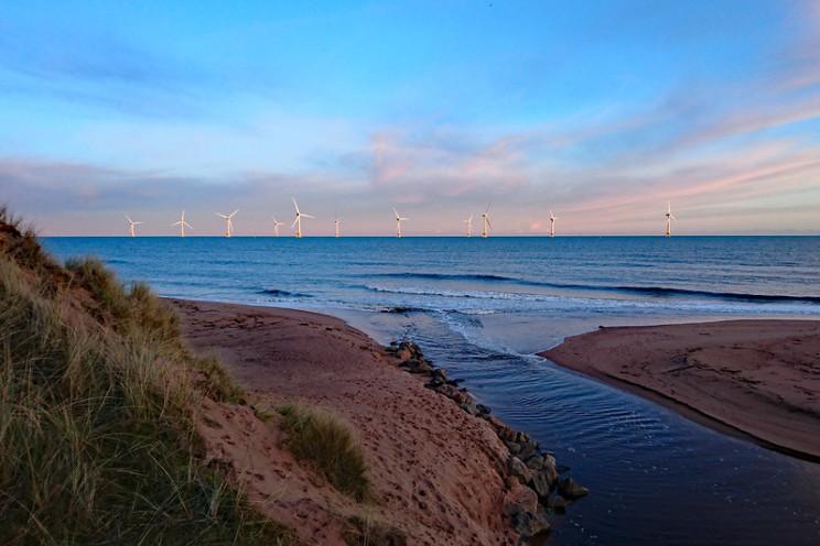 offshore wind farm aberdeen