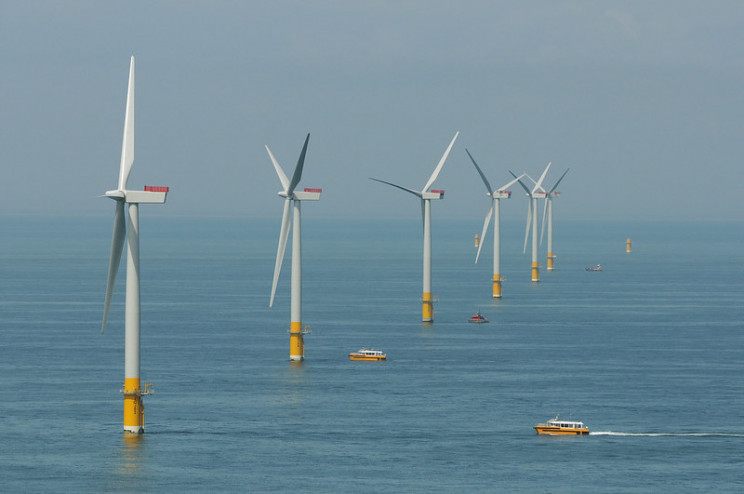 offshore wind great gabbard