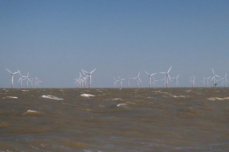 offshore wind farms guntfleet