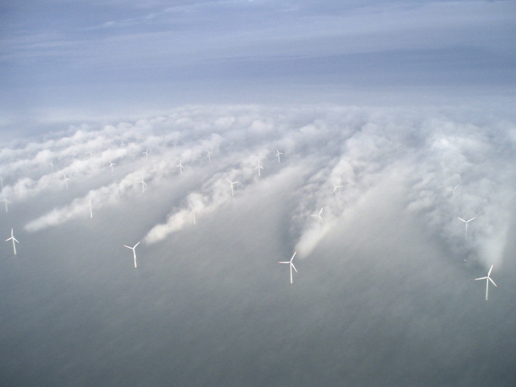 offshore wind horns rev