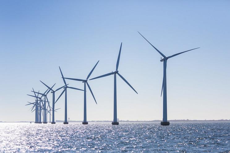 offshore wind middelgrunden