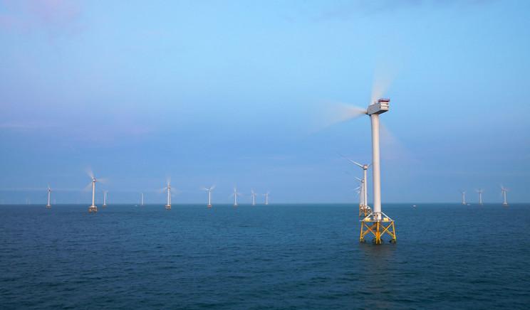 offshore wind turbine ormonde